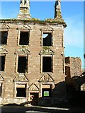 NY0265 : Internal facade by James Allan