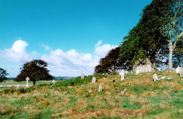 Graveyard at Balrath Demesne, Kells