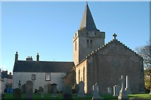 NO5603 : Kirk, Anstruther Wester by Jim Bain