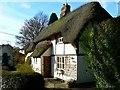 SU1480 : Willow Cottage, Green's Lane, Wroughton, Swindon by Brian Robert Marshall