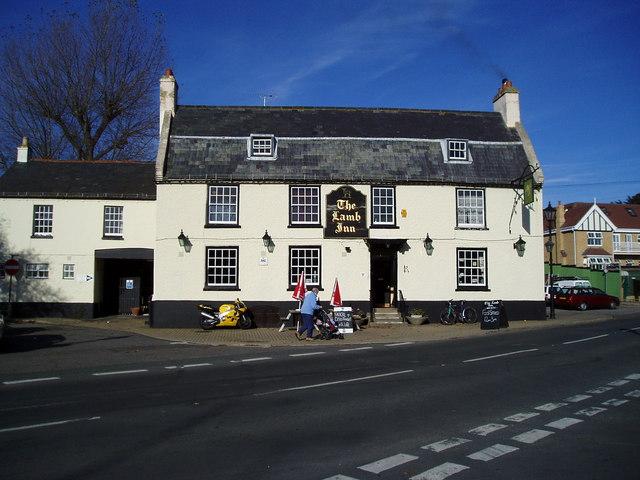 The Lamb Inn, Angmering