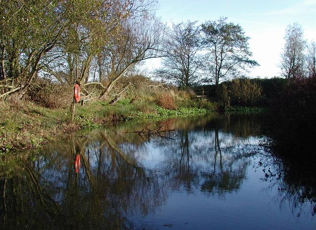 Best Pond, Rolston