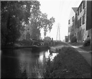 SK5702 : St. Mary's Mill Lock, Leicester Section, Grand Union Canal by Dr Neil Clifton