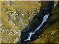 NH0217 : Waterfall on the Allt Grannda by Nigel Brown
