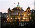 NT2573 : The Bank of Scotland by Simon Johnston