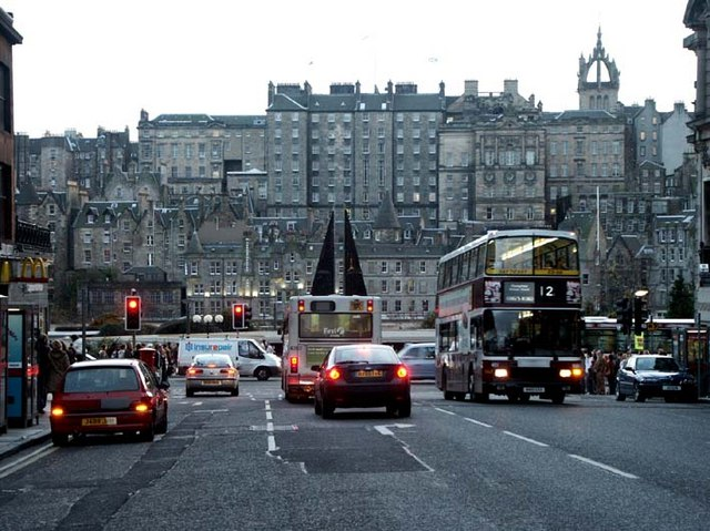 The Edinburgh View