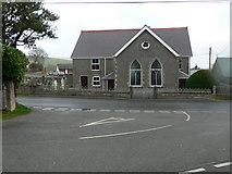 SJ0852 : Clawddnewydd CM Chapel by Eirian Evans