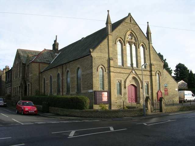Thackley Methodist Church - Thackley Road