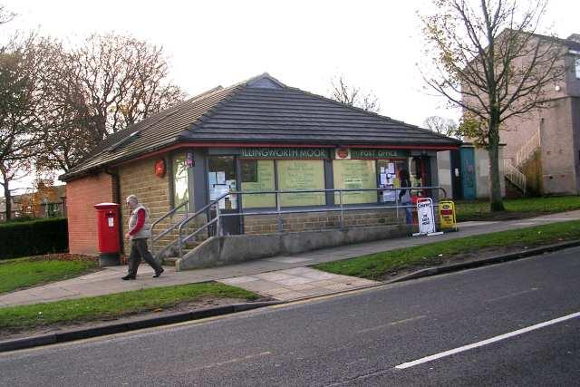 Illingworth Moor Post Office - Illingworth Road