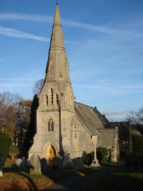 Startforth , Holy Trinity Church