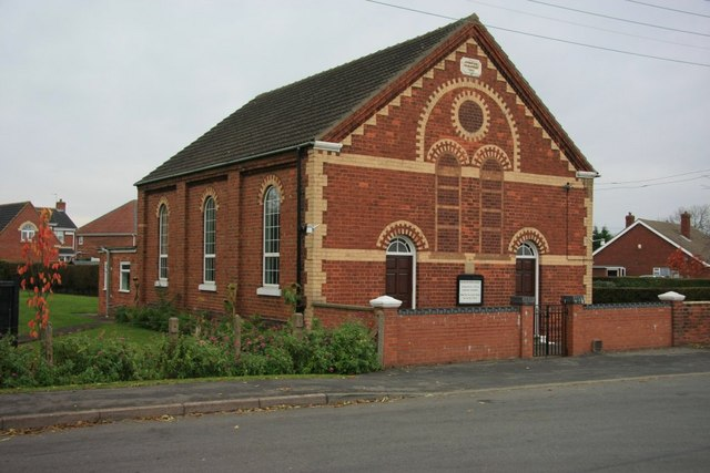 Ealand Primitive Methodist Chapel