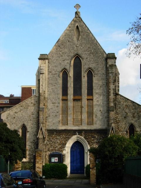 Holy Trinity Church, Hoxton