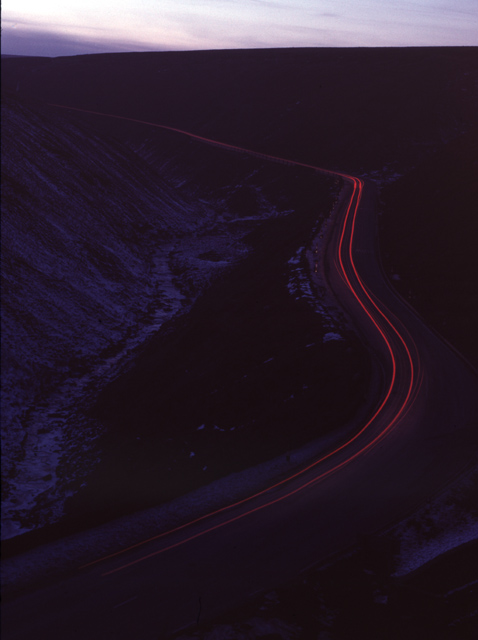 The snake pass at twilight