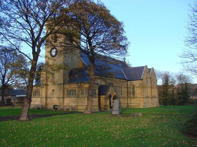 St John The Evangelist Church, Birtley