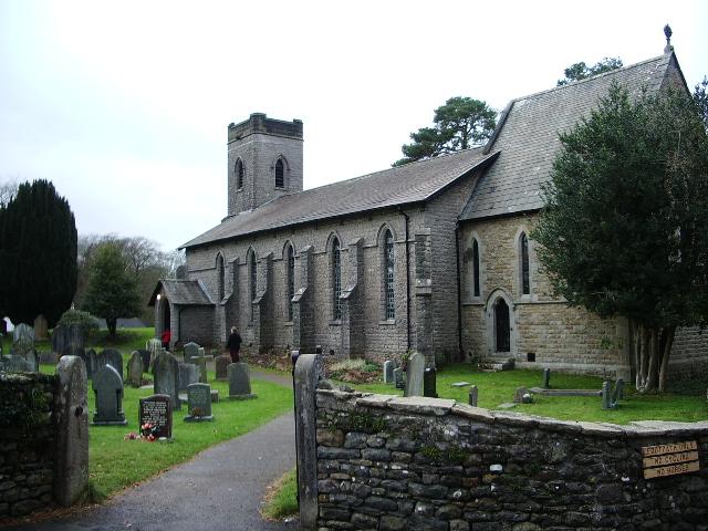 Church of Holy Trinity, Casterton