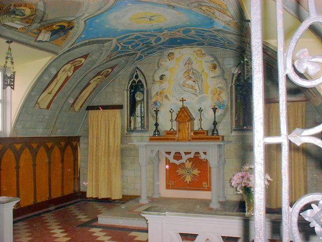 Italian Chapel St. Mary's Orkney