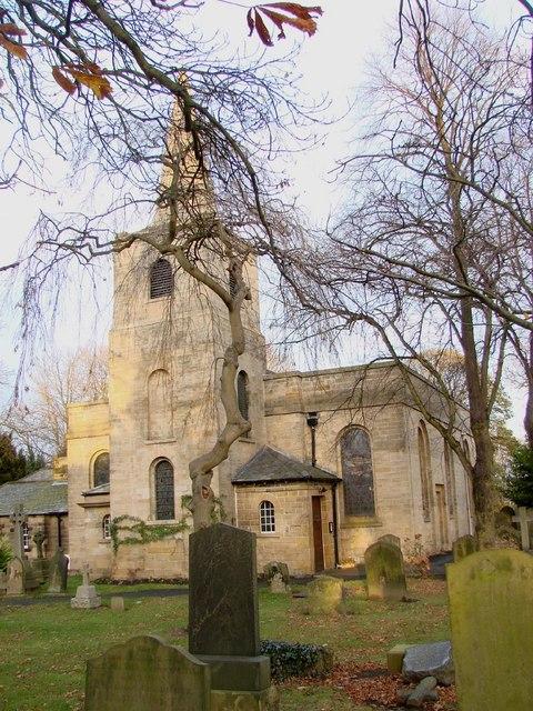 The Church of St Nicholas, Gosforth