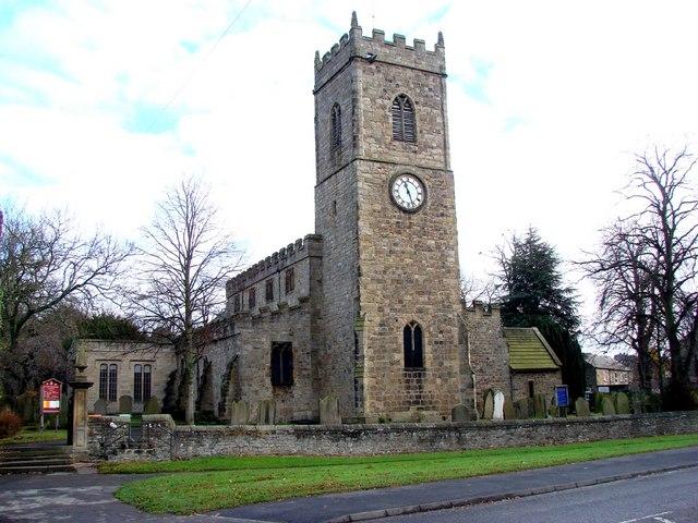 All Saints Church, Lanchester