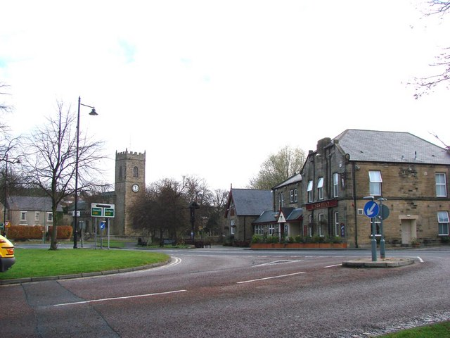 The Kings Head, Lanchester