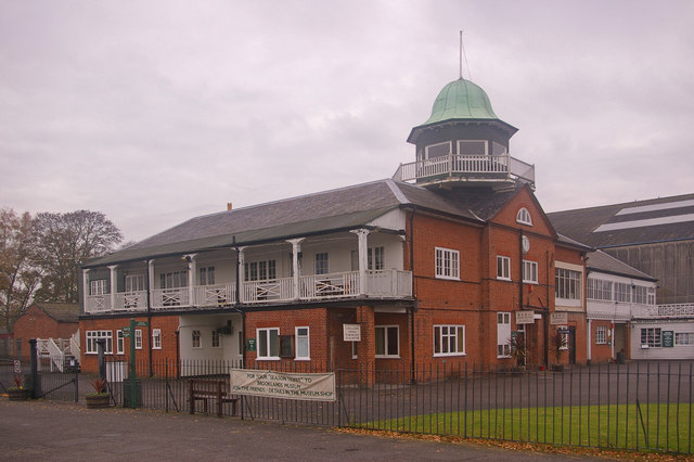 The Clubhouse, Brooklands motor circuit