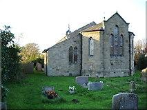 SD4455 : Christ Church, Glasson by Alexander P Kapp