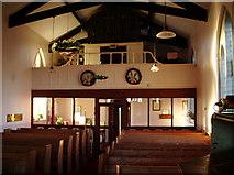 SD4455 : Christ Church, Glasson, Interior by Alexander P Kapp