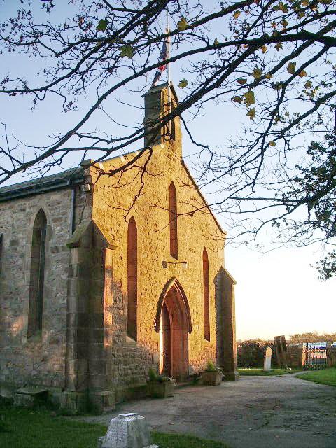 Christ Church, Glasson