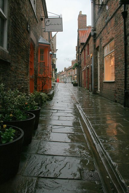 Bakers Alley
