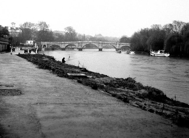Richmond Bridge, River Thames