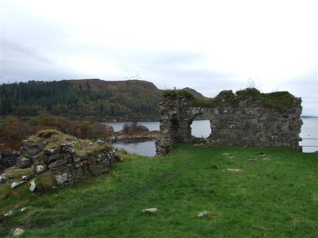 Ruins of Strome Castle