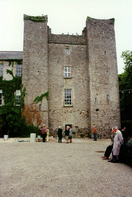 Medieval Tower House at Dardistown, Co. Meath