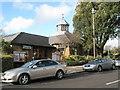 SU5706 : Fareham United Reformed Church by Basher Eyre