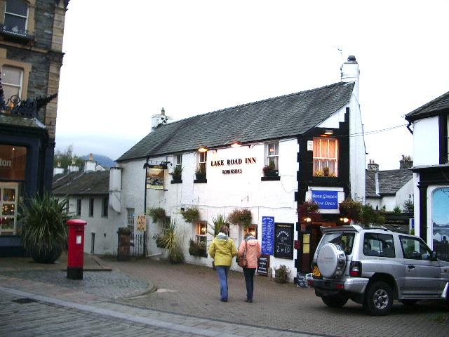 Lake Road Inn, Keswick