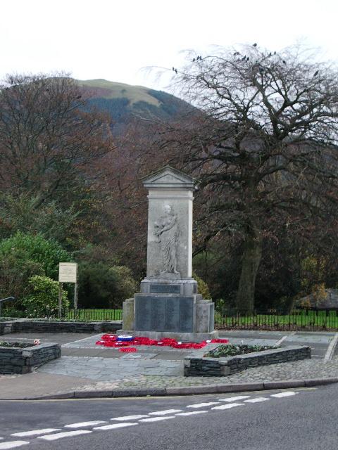 War Memorial, Keswick