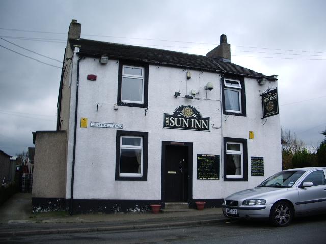 The Sun Inn, Central Road, Dearham