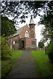 NY0106 : The Parish Church of St John, Beckermet by Alexander P Kapp