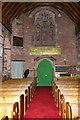 NY0106 : The Parish Church of St John, Beckermet, Interior by Alexander P Kapp