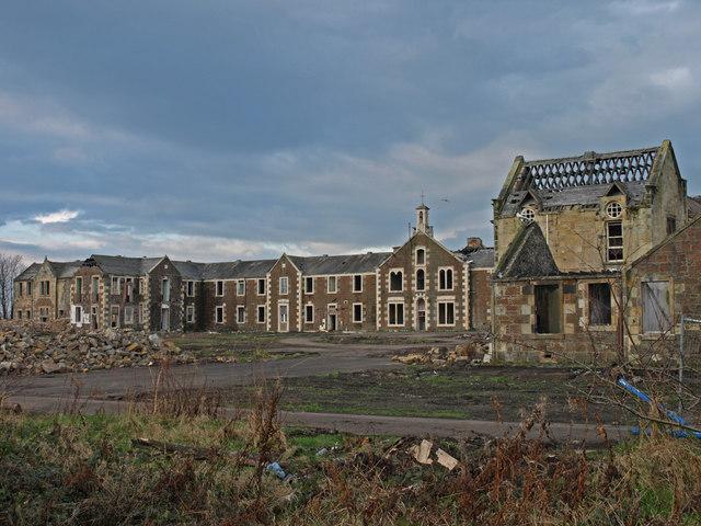 Ravenspark Asylum