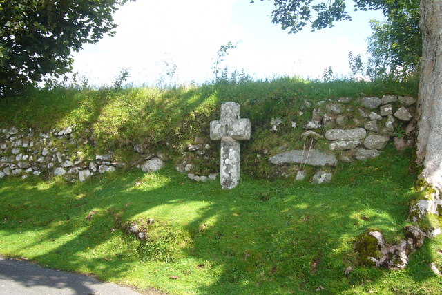 Drywell Cross