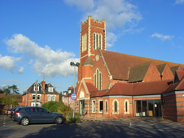 Our Lady and St Anne's Roman Catholic Church, Caversham