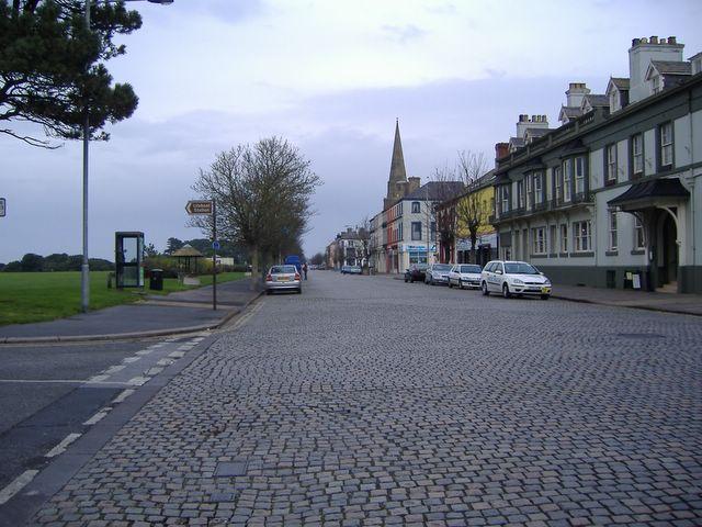 Criffel street