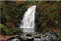 J3996 : Glenoe waterfall (23) by Albert Bridge
