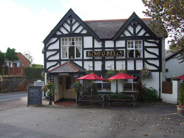 The Ring o' Bells in West Kirby
