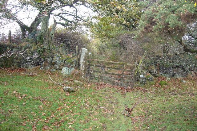 Bottle Hill Gate