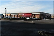 SZ0991 : Bournemouth: Parkway Retail Park by Chris Downer