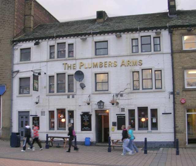 The Plumbers Arms - Macauley Street