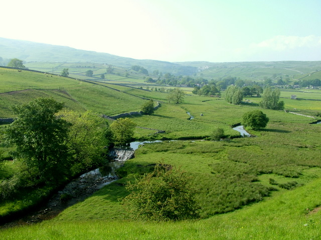 River Aire south of Malham