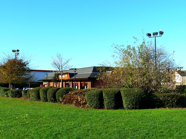 McDonald's Drive-Thru, Great Western Way, Swindon (1)