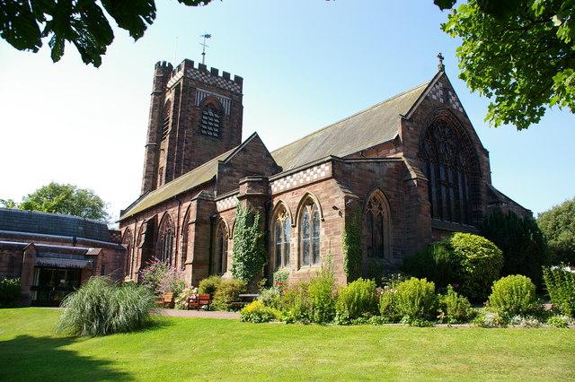 St Mary's Parish Church, Dalton-in-Furness