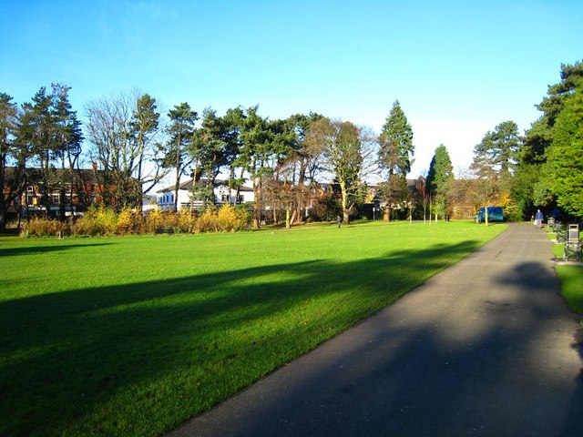 Drumglass Park, Belfast [1]